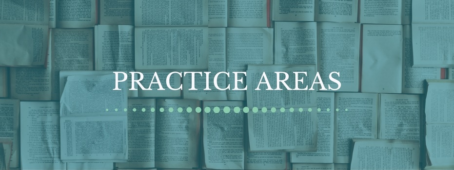 Practice Areas Header Photo