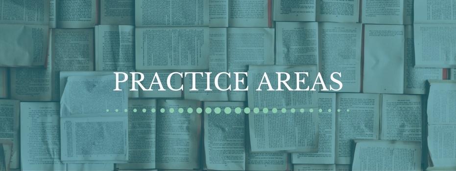 Practice Areas Header Photo